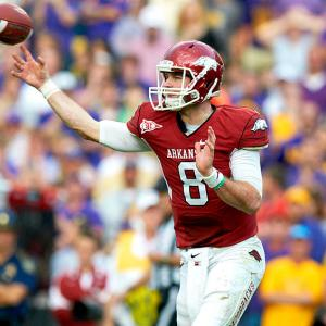 The SEC leader with 3,638 passing yards in 2011, Wilson had a four-to-one touchdown-to-interception ratio.