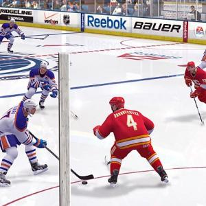 NHL 13 is an evolutionary release after last year's substantial improvements. The presentation is, as always, pristine, and the implementation of a new skating engine makes player movements more realistic than ever. Momentum is more important than in years past and, like Madden, there are scads of new player animations and more realistic interactions during collisions. The AI is punishingly difficult, so new players may find themselves challenged even at the easiest level. NHL Moments Live lets gamers take on key game scenarios from recent seasons and from hockey history, though the classic moments typically have stars like Gretzky sharing the ice with modern players rather than their season-appropriate teammates. The number of modes borders on the ludicrous, with the new