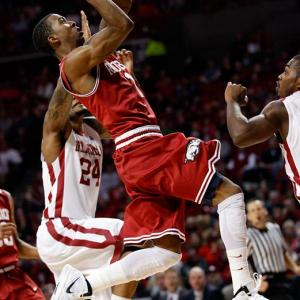 Young is one of the most underrated players in the country. As a freshman coming off the bench last season, he averaged an efficient 15.2 points while shooting over 41 percent from beyond the arc. Young is a perfect fit for Mike Anderson's 40 Minutes of Hell system, as he's a dynamic athlete in transition and a knock-down shooter in the half-court.