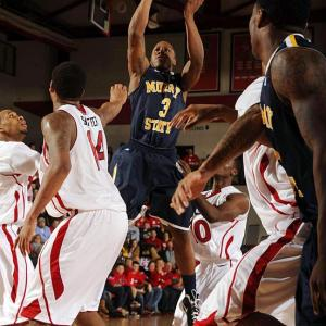 Stats to know: 19.0 ppg, 3.6 apg, 45.6% 3s A preseason All-American from the Ohio Valley, and well deserved. He may have to carry an even larger load for the Racers this season.