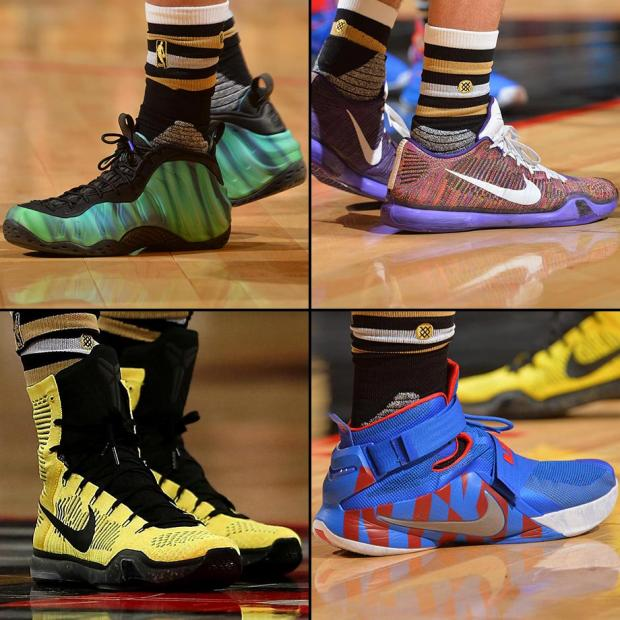2016 NBA All-Star: Sneakers roundup