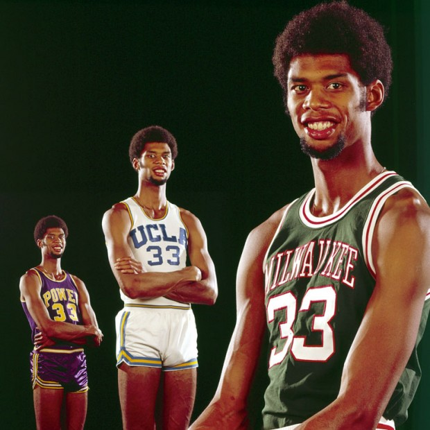 Classic Photos of Kareem Abdul-Jabbar