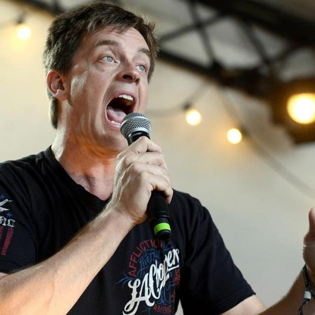 The time Jim Breuer met Deflategate's most wanted