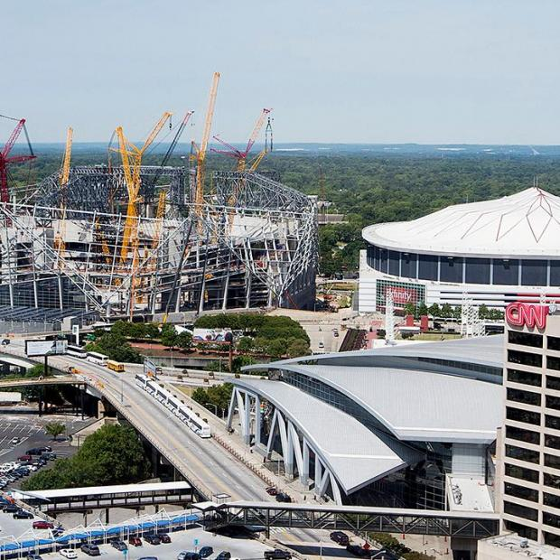NFL awards Super Bowls to Atlanta, South Florida, Los Angeles