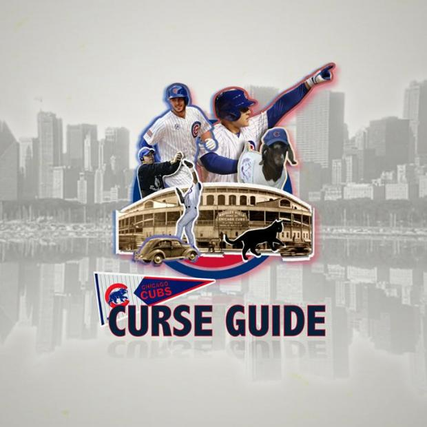A brief history of all the Cubs' curses