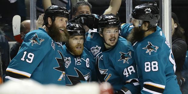 stanley cup final penguins sharks best worst beard rankings