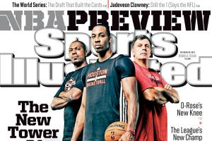 Howard, Rose, Curry, Nets grace covers of Sports Illust...