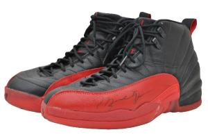 Michael Jordan's autographed 'Flu Game' sneakers to be...