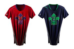 NBA unveils sleeved 2014 All-Star jerseys by Adidas