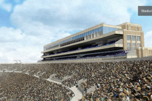 Notre Dame expanding, modernizing Notre Dame Stadium in...