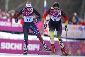 U.S. XC skier Randall making the best of frustrating Ol...