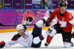 Canada smothers USA 1-0, continues Olympic march