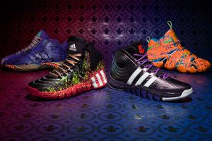 Adidas unveils All-Star Game sneakers for Dwight Howard...