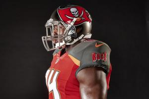 New Tampa Bay Buccaneers uniform features throwback ora...