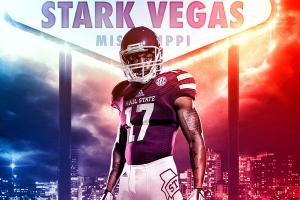 Mississippi State shows off new football uniforms to ce...