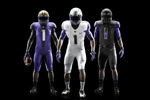 Washington Huskies unveil revamped football uniforms