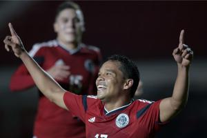 Colombia forward Carlos Bacca is unavailable for the rest of the group stage with a leg injury.