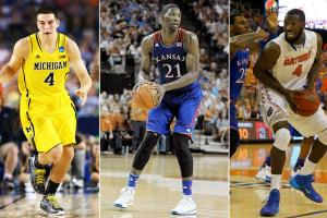 2014 NBA draft: Mitch McGary, Joel Embiid and Patric Young represent the best college prospects within an international-heavy center class