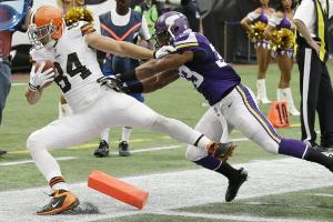 Jordan Cameron could reach new heights with Cleveland Browns in 2014