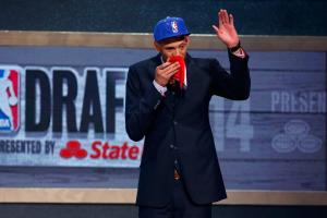 Isaiah Austin was diagnosed with Marfan's syndrome.