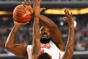 Florida's Patric Young was just one of many quality players to go undrafted.