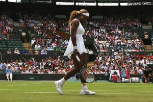 Serena Williams won the 2013 U.S. Open, but she hasn't reached the quarterfinals of a Grand Slam since then.