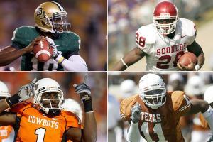 Robert Griffin III, Adrian Peterson headline All-Big 12 NFL alumni team