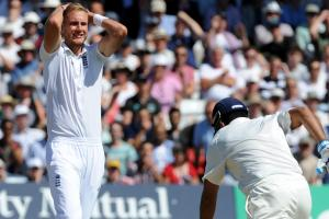 India vs. England, 4th Test Day 1 live scores