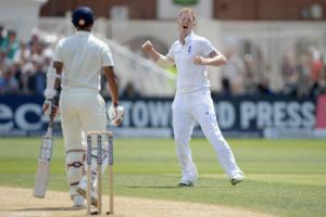 India vs. England, 1st Test Day 2 live streaming