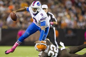 EJ Manuel's production will determine Bills' fantasy football value