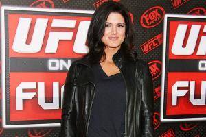 Gina Carano MMA UFC