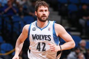 Kevin Love Minnesota Timberwolves trade rumor
