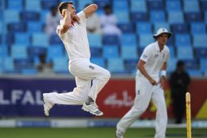 English bowler James Anderson charged with misconduct b...