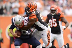 Geno Atkins on PUP list to start camp
