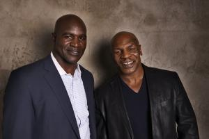 mike tyson evander holyfield nevada boxing hall of fame