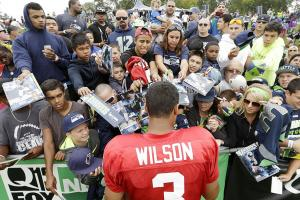 2014 NFL training camp: Go behind the scenes