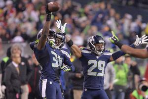 Kam Chancellor and Earl Thomas in NFL's top 10 safeties