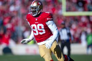 Aldon Smith to meet with Goodell on August 8