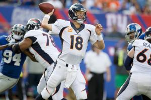 Peyton Manning, Aaron Rodgers headline list of top NFL quarterbacks