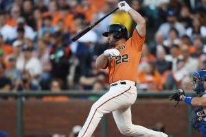 Giants Dan Uggla Tyler Colvin designated for assignment