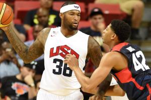 DeMarcus Cousins; Anthony Davis