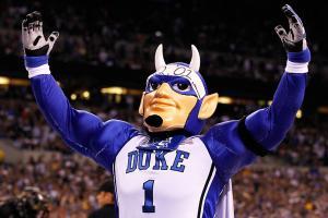 Duke mascot