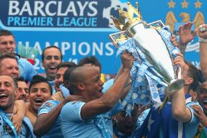 Manchester City lifted the Premier League trophy for the second time in three seasons this past May. Can the Citizens make it three in four?
