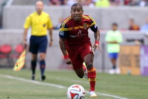 Real Salt Lake's 5-foot-2 forward Joao Plata has stood tall in helping lead his side to the top of the MLS Power Rankings.
