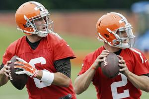 Did Cleveland Browns make right decision choosing Johnny Manziel over Brian Hoyer?