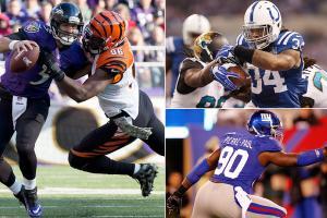 Joe Flacco, Trent Richardson headline All-NFL Prove It Team