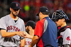Brandon Workman Boston Red Sox