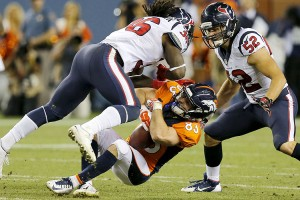 Wes Welker injury: After veteran WR suffers third concussion, why retirement isn't the worst-case