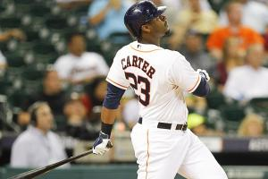 Chris Carter Houston Astros