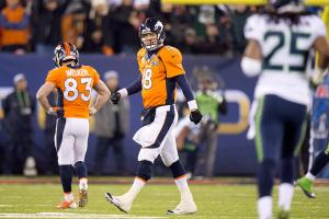 Can Denver Broncos go to Super Bowl XLIX, avenge previous year loss?